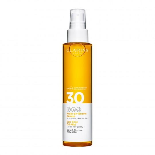 Päikesekaitseõli kehale ja juustele SPF30 150ml