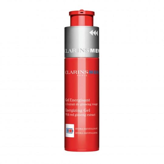 Clarins MEN energiat andev näohooldusgeel orgaanilise punase ženšenni ekstraktiga 50ml