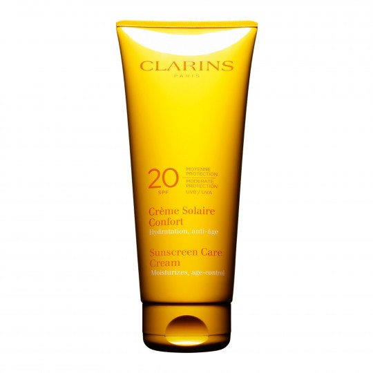 Sunscreen Care Cream SPF 20 päevituskreem 200ml
