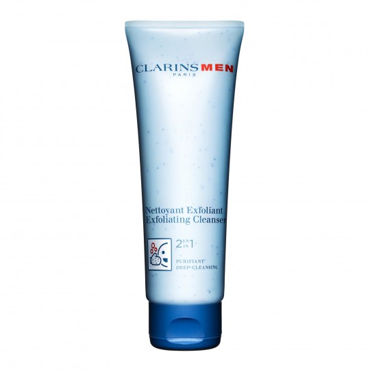 Men Exfoliating Cleanser 2in1 kooriv puhastuskreem 125ml