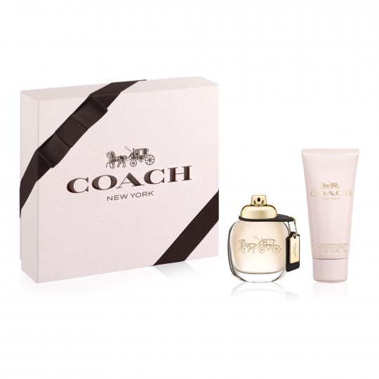 Coach Woman EdP kinkekomplekt