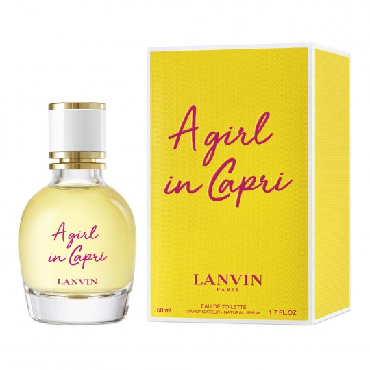 A Girl In Capri EdT 50ml