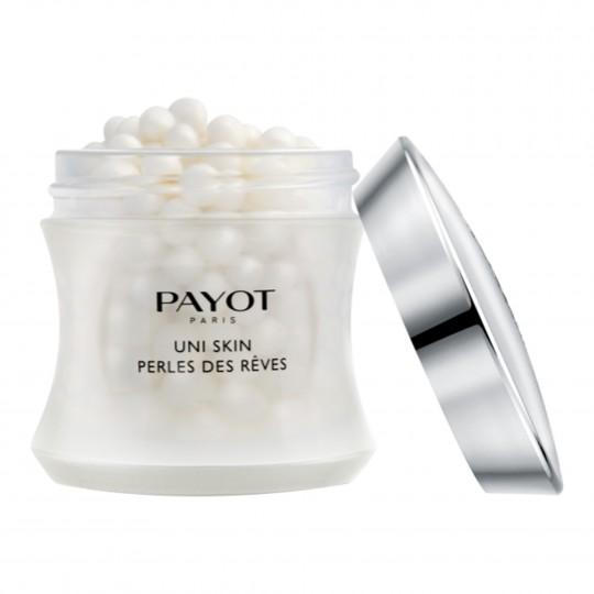 Uni Skin Perles Des Reves näonahka ühtlustav öine hooldustoode pärlitega 50ml