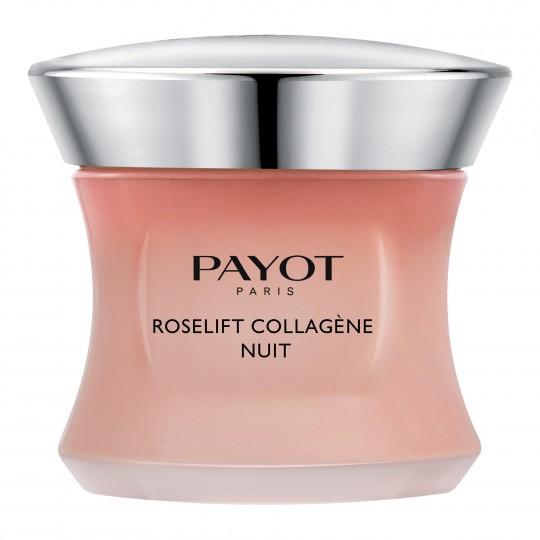 Rose Lift Collagene modelleeriv näoovaali tõstev öökreem 50ml