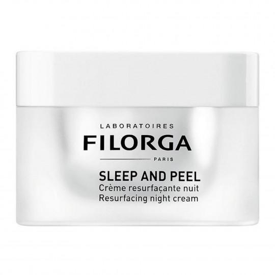 Sleep & Peel® õrnatoimeline puuviljahappeid sisaldav öökreem 50ml