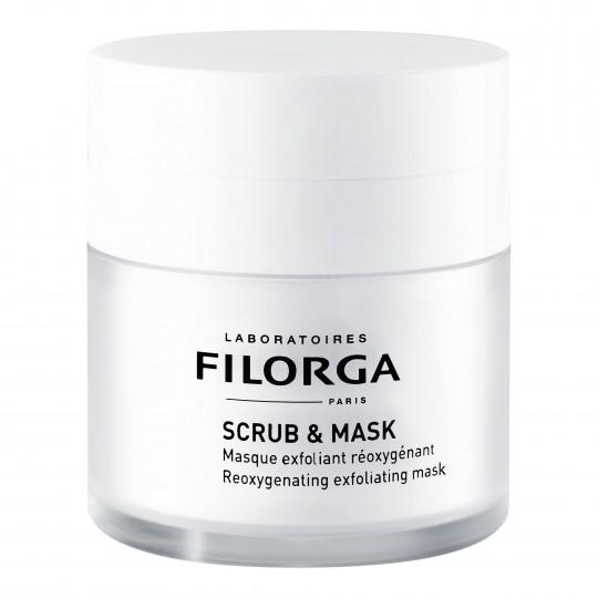 Scrub & Mask® kahetoimeline kooriv maskkreem 55ml