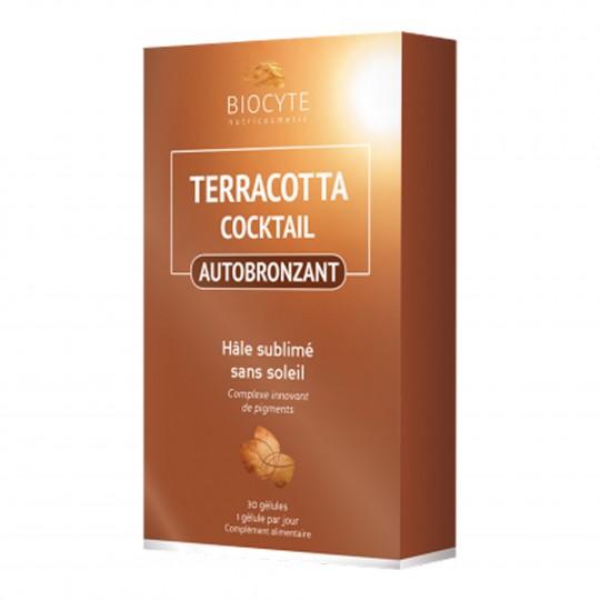 Terracotta Cocktail isepruunistavad kapslid 30tk