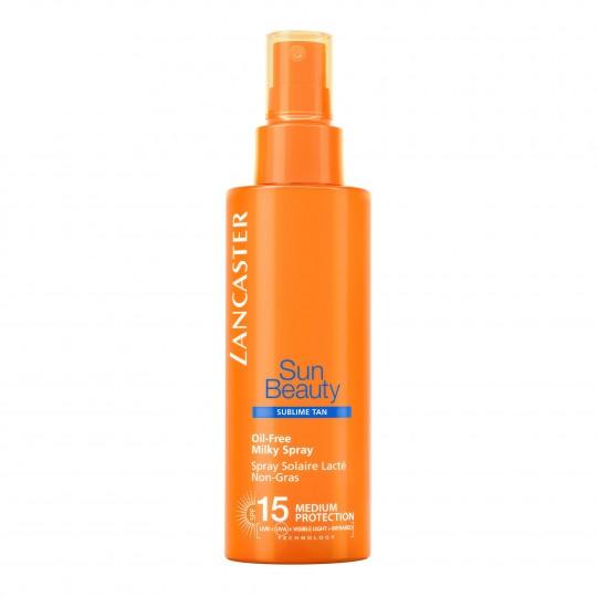 Sun Beauty Oil free Milky Spray SPF15 õlivaba päevituspiim kehale 150ml