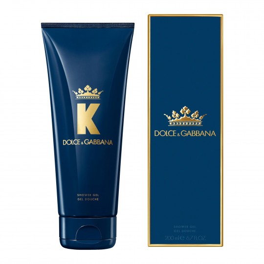 K by Dolce&Gabbana dušigeel 200ml