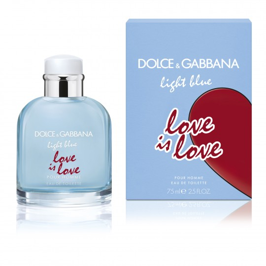 Light Blue Love is Love pour Homme EdT 75ml