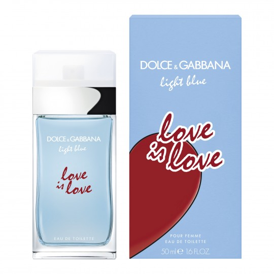Light Blue Love is Love pour Femme EdT 50ml