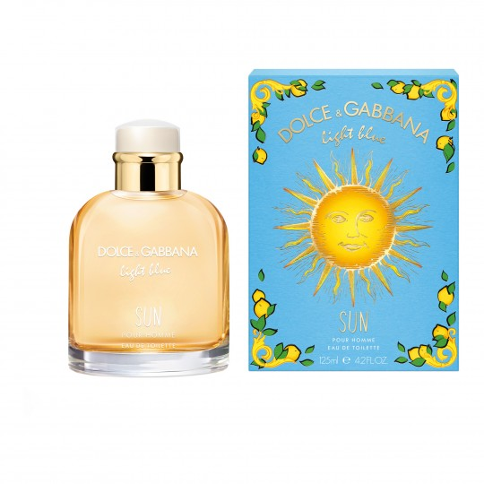 Light Blue Homme Sun EdT 2019 75ml
