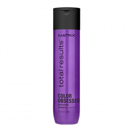Total Results Color Obsessed antioksüdant šampoon 300ml