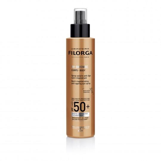 UV-Bronze Body SPF50® mitmekülgne Anti-Age päikesekaitseõli kehale 150ml