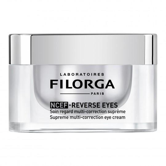 NCEF Reverse Eyes ülim mitmetoimeline silmaümbruskreem 15ml