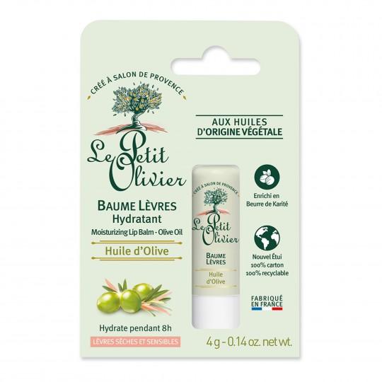 Toitev huulepalsam oliivõliga 4g