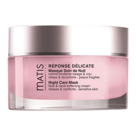 Rèponse Delicate Night Care Mask Delicate rahustav öömask 50ml
