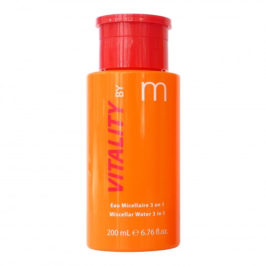 Vitality by M Miscellar Water 3 in 1 mitsellaarvesi 200ml