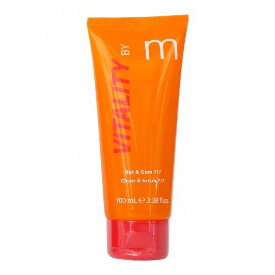 Vitality by M Clean & Scrub 7/7 vitamiini näokoorija 100ml