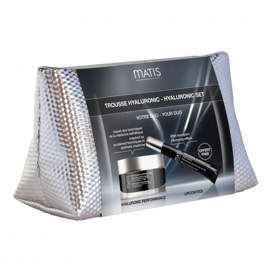 Kinkekomplekt (niisutav kreem 50ml + huulekreem 10ml + kosmeetikakott)