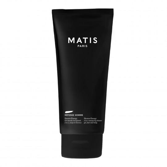 Shower Energy 2in1 intensiivselt niisutav dušigeel kehale ja juustele 200ml