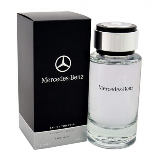 Mercedes-Benz for Men EdT 120ml