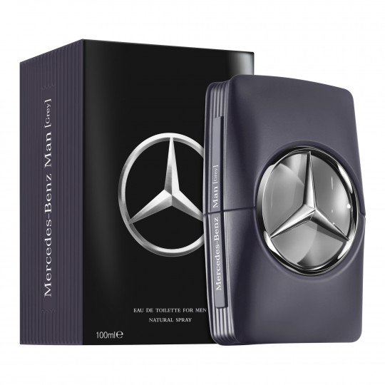 Mercedes-Benz Man Grey EdT 100ml