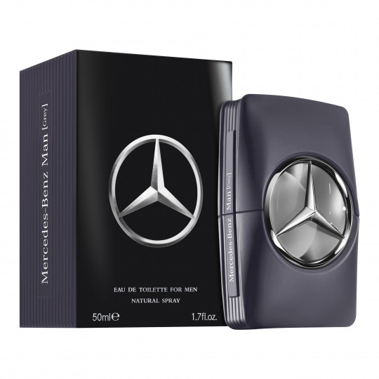 Mercedes-Benz Man Grey EdT 50ml
