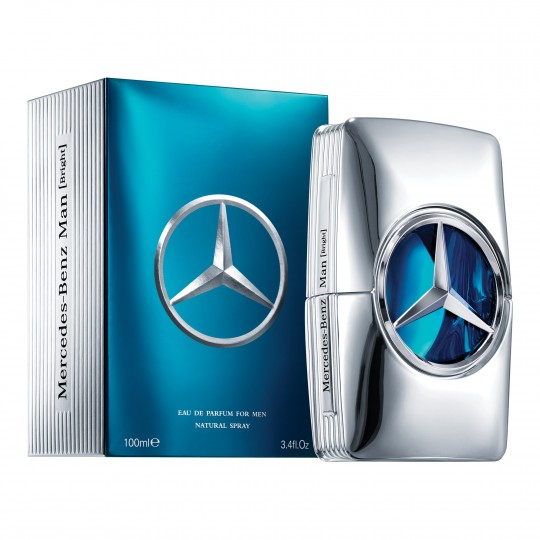 Mercedes-Benz Man Bright EdP 100ml