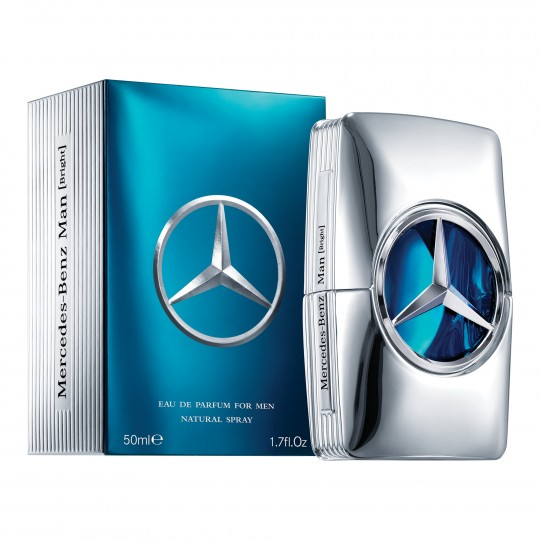 Mercedes-Benz Man Bright EdP 50ml
