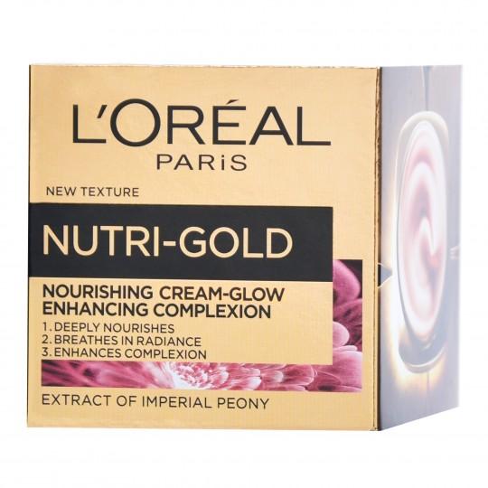 Päevakreem Nutri Gold Glow 50ml