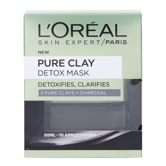 Pure Clay Detox näomask 50ml