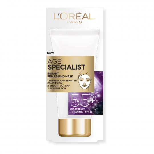 Age Specialist 55+ vananemisvastane mask 50ml