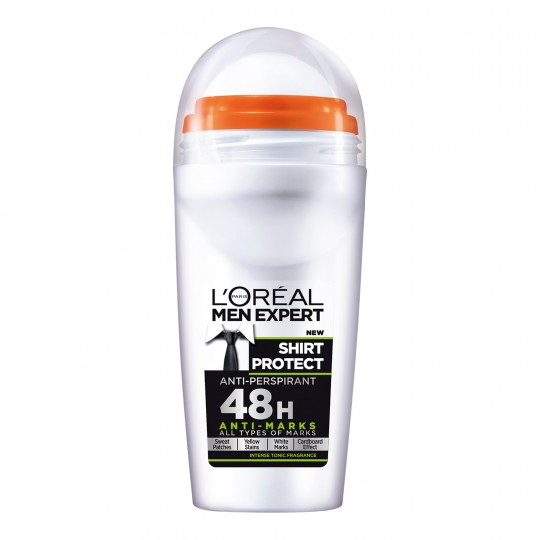 Men Expert Shirt Protect rulldeodorant 50ml