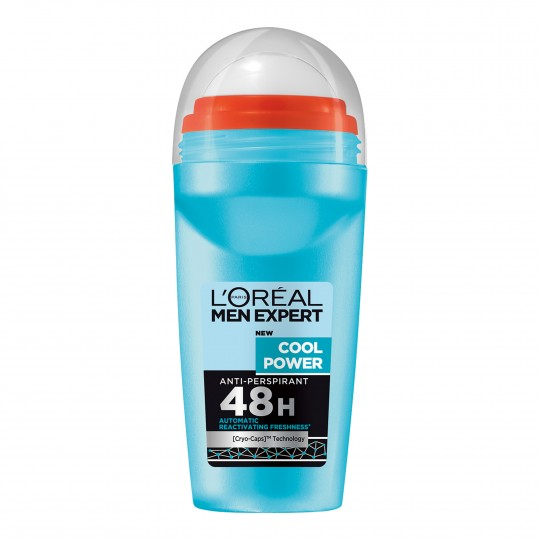 Men Expert Cool Power rulldeodorant 50ml