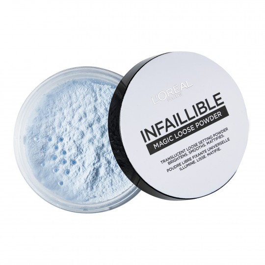 Tolmpuuder Infaillible Magic Loose Powder