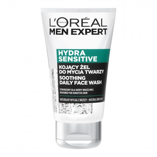 Men Expert Hydra Sensitive näopesuvahend 100ml