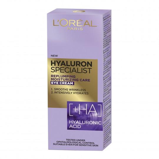 Silmaümbruskreem Hyaluron Specialist 15ml