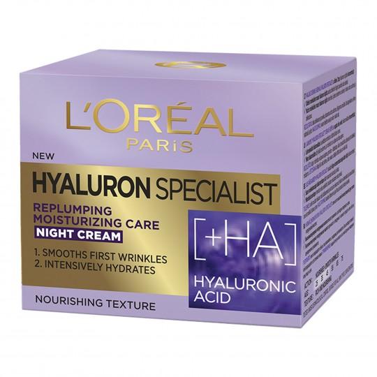 Öökreem Hyaluron Specialist 50ml