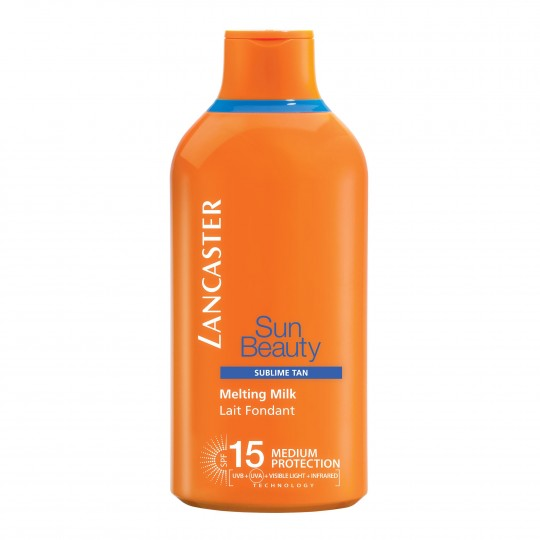 Sun Beauty Melting Tanning Milk SPF15 päevituskreem kehale 400ml