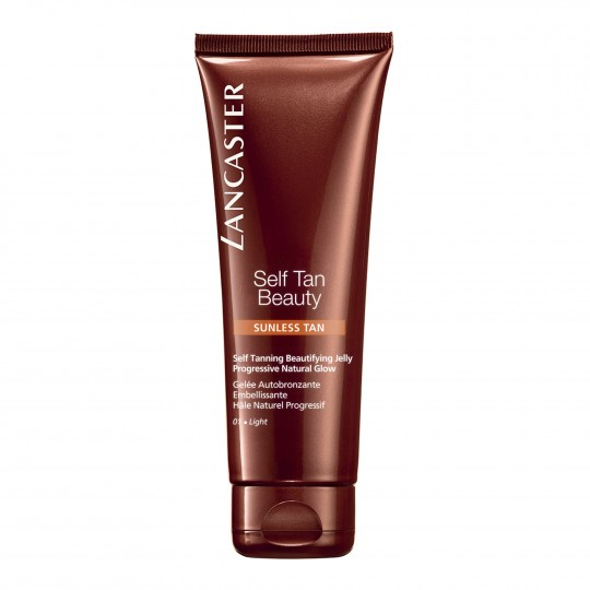 Self Tanning Beautifying Jelly For Face & Body isepruunistav geel näole ja kehale 125ml