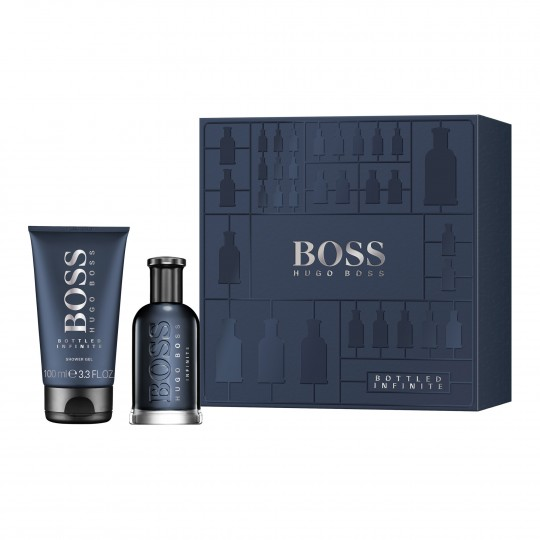 Boss Bottled Infinite EdP kinkekomplekt
