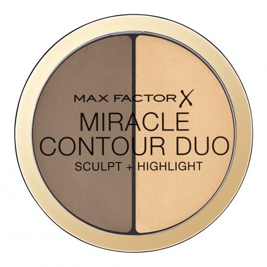 Miracle Contour Duo kontuurimispalett