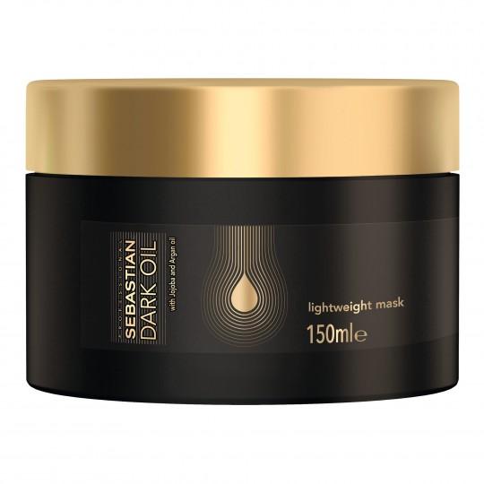 Dark Oil kerge juuksemask jojoba- ja argaaniaõliga 150ml