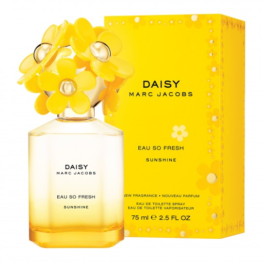 Daisy Fresh Sunshine EdT 75ml