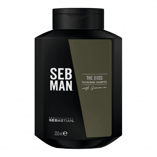 Sebman The Boss tihendav šampoon 250ml