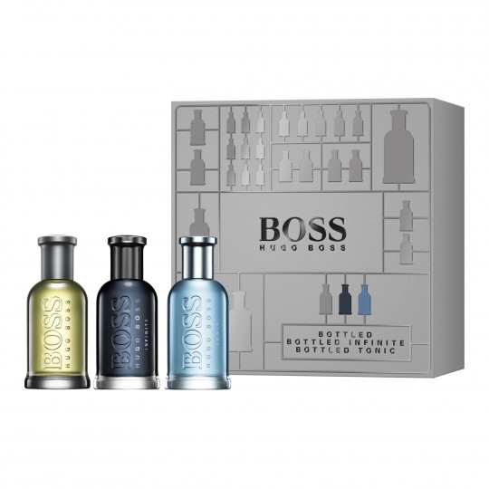 Boss Bottled EdT kinkekomplekt