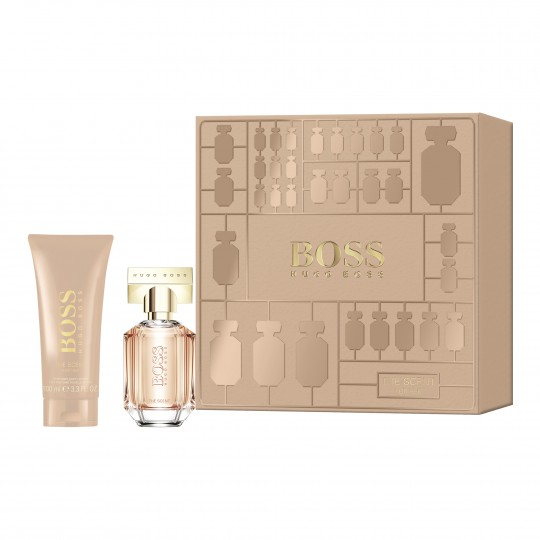 Boss The Scent For Her EdP kinkekomplekt