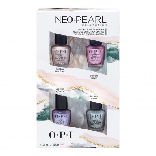 Neo Pearl Nail Lacquer minikomplekt 4x3,75ml