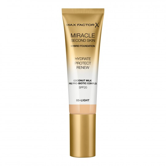 Miracle Second Skin SPF20 jumestuskreem 30ml